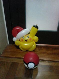 Pokemon go Pokemon Balloons, Christmas Balloons, Balloons And More, Balloon Animals, Distortion, Pokemon Go, Flag, Seasons, Ideas