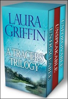 A TRACERS TRILOGY by Laura Griffin - Romantic Suspense Author