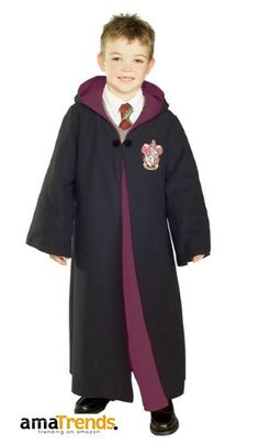 Harry Potter Costume Halloween for Kids