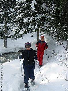 Snowshoeing - A Beginners' Guide