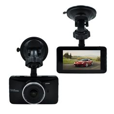SENWOW 3.0 inch Full HD 1080P Dash Cam, 170 Degree Wide Angle View HD Car DVR Dashboard Camcorder Vehicle Camera with G-Sensor, Night vision, WDR, 6-Glass Lens, Motion Detection, 32GB TF Card Included. HIGHER QUALITY VIDEO / IMAGE: Full-HD Video 1920*1080 at 30 fps, NORFLASH Still picture/photo resolution: 12M pixels. H. 264 photography compression technology. Superior Night-vision by world class f1.6 Six-Glass lenses, captures quality video / image at night time. 170 DEGREES WIDE ANGLE...