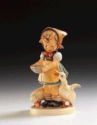 "Hummel figurine ""Be Patient"" HUM 197"