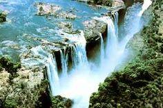 Victoria Falls 1 (360 feet, 108 miles)