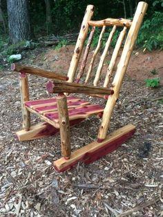 Genial Trendy Cedar Rocking Chair Household Furniture For Home Décor Ideas From Cedar  Rocking Chair Design Ideas