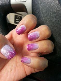 Mood changing gel nail polish