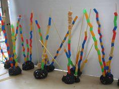 Spaghetti Towers | Pre-school Play