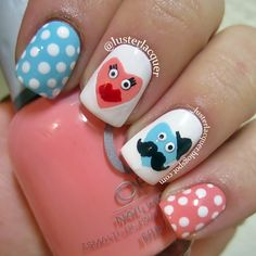 10 Perfect Valentines Day Nail Art Idea
