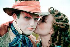 Madame Macabre: La boda del Sombrerero Loco y Alicia.