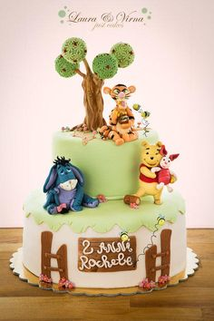 winnie the pooh cake - Cake by Laura e Virna just cakes