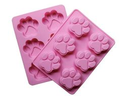 Fondant Molds, Cake Mold, Soap Molds, Silicone Molds, Resin Molds, Chocolates, Chocolate Molds, Chocolate Cakes, Cat Paws