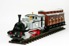 Thomas And Friends Trains, Brick In The Wall, Lego Vehicles, Lego Mechs, Lego Trains, Dumpster Fire, All Lego, Lego Worlds, Rolling Stock