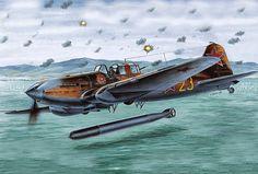 Ил-2Т -  В. Бульба