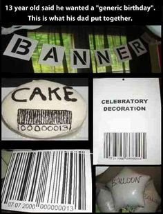 Someone had his best or worst birthday…