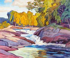 Alfred Joseph Casson - Rapids