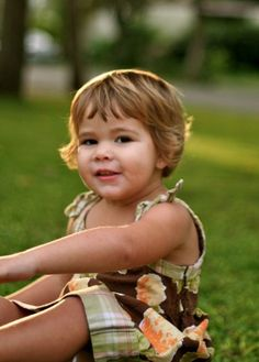 little girl pixie haircuts - Google Search