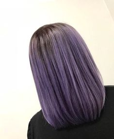 Hair salon have created this beautiful soft purple look all with Pastel Lavender Hair, Soft Purple, Purple Hair, Schwarzkopf Professional, Envy, Salons, Long Hair Styles, Nails, Beauty