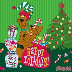 Scoo Christmas My Son Loves This Scoo Doo Images within The Brilliant Scooby Doo Christmas Wallpaper - All Cartoon Wallpapers Snoopy Christmas, Christmas Cartoons, Christmas Quotes, Christmas Pictures, Christmas Art, Christmas Clipart, Christmas Goodies, Christmas Humor, Disney Cartoon Characters