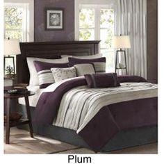 Madison Park 'Teagan' 7-piece Comforter Set | Overstock.com