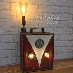 VW Camper Van VW Camper Van Lamp Camper Van Lamp Fathers