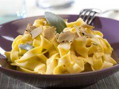 Tagliatelle with truffles | Italian Recipes | Italian recipes - Italian food culture - Academia Barilla