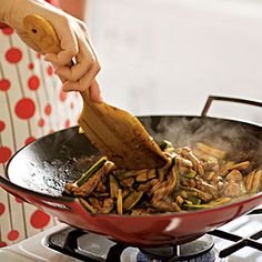 11 Superfast Stir-Fry Recipes Under 300 Calories  |  MyRecipes.com