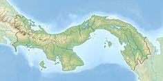 Archipiélago de Bocas del Toro ubicada en Panamá