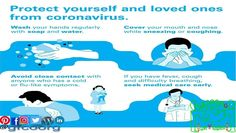This is how you protect yourself and loved ones from #coronavirus.  Help prevent the spread by sharing this message.                     🌹😷😷Love 'n' Kindness 👏🌧️🌹.