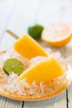 Sour Orange Paletas | The Daily Basics