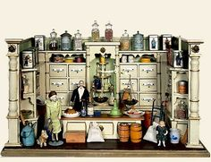 Grocery Store, German, 1910 -this is awesome!!