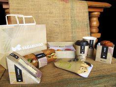 Uni Work   Brand Identity   Packaging   Vagabundo Cafe