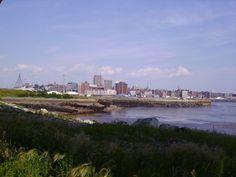 Saint John, New Brunswick (you've gotta love the Maritimes!!!!) where I grew up.
