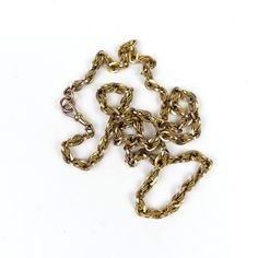 A 9ct gold chain Prince of Wales links, 9ct gold dog clip, 39.59gm. / MAD on Collections - Browse and find over 10,000 categories of collectables from around the world - antiques, stamps, coins, memorabilia, art, bottles, jewellery, furniture, medals, toys and more at madoncollections.com. Free to view - Free to Register - Visit today. #Jewelry #Chains #MADonCollections #MADonC