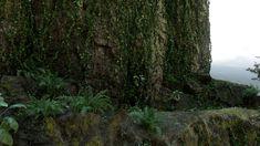 ArtStation - Cliff Environment 02, Josh Thornhill