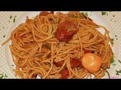 How to make Haitian Spaghetti   | Easy Delicous Spaghetti | Episode 19 - YouTube