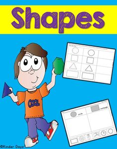 Printables provide practice with 4 basic shapes.  Sheets are consistent which makes the practice pages   understandable for all (teachers, parents and students).   Great for centers, independent work and homework.   These sheets can be used as an introduction or reinforcement.  Packet includes:  1. Shape color and trace sheets (triangle, rectangle, square, circle)  2. Shape graphic organizer  3. Shape match  4. Shape trace, color and write  5. Shape and word match
