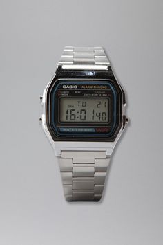 Casio Chrome Classic Watch, it's a classic on my wrist most of the time ;D