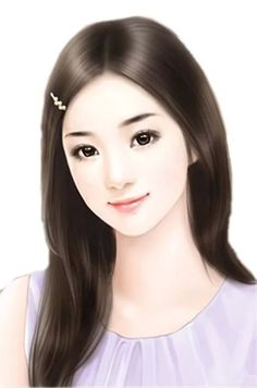 chinese girl y Beautiful Girl Drawing, Cute Girl Drawing, Beautiful Fantasy Art, Beautiful Anime Girl, Beautiful Drawings, Korean Art, Asian Art, Art Asiatique, Lovely Girl Image