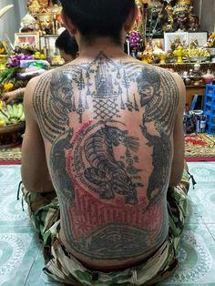 Sak Yant Tattoo, Tattoo Designs, Tattoos, Tatuajes, Tattoo, Tattooed Guys, Tattoo Patterns, Design Tattoos, Tattos