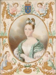 Tea at Trianon: Louise d'Artois - The grandchildren of Charles X. Bourbon, Charles Emmanuel, House Of Savoy, Franz Josef I, King Of Italy, East Of The Sun, Man Of Honour, Francis I, Maria Theresa