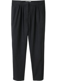 La Garçonne Moderne / Silk Artist Trouser