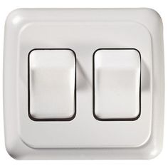double electrical switch cover with single pole switches gray electrical switches gray and ps
