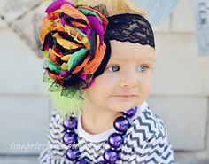 Hey, I found this really awesome Etsy listing at http://www.etsy.com/listing/165185069/trick-or-treat-halloween-headband-by
