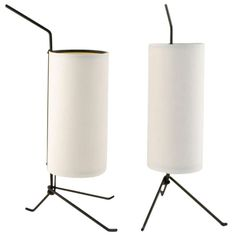 Pair Table Lamps - Foter
