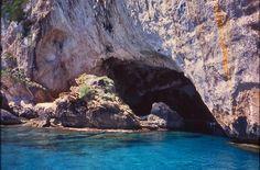 Dugong show caves (or Grotta del Bue Marino) - Cala Gonone - Dorgali - Nuoro - Sardinia