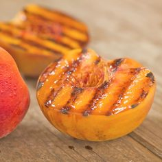 Grilled+Peaches