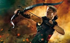 Hawkeye -Avengers Movie