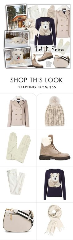 """""""Holiday Style: Cozy & Comfy"""" by ms-mandarinka ❤ liked on Polyvore featuring T By Alexander Wang, DANIELAPI, Forzieri, Moncler, J.Crew, Sugarhill Boutique and Marc Jacobs"""