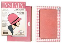 INSTAIN® Long-Wearing Powder Staining Blush $22.00 - Houndstooth