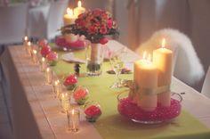 Notre table des Mariés