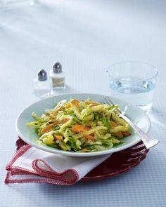Das Rezept für Leichte Käse-Gemüse-Spätzle und weitere kostenlose Rezepte auf LECKER.de